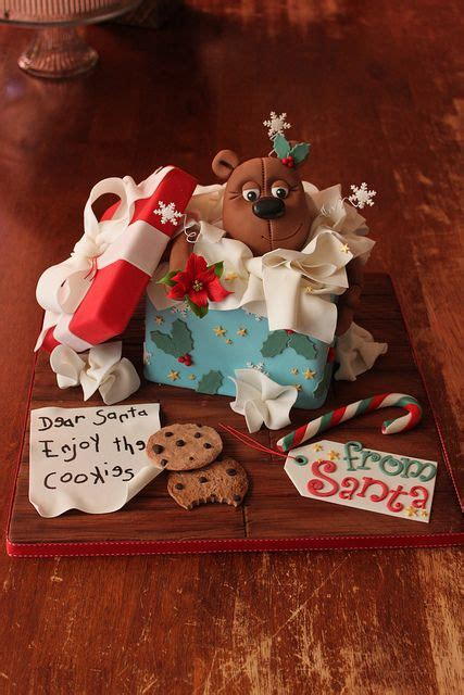 christmas gift box fondant cake instructions best 25 gift box cakes ideas on fondant cake gift cake and