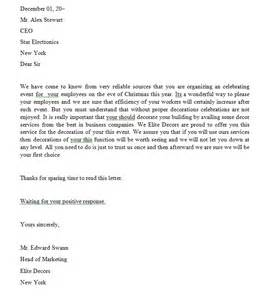 service letter format best template collection
