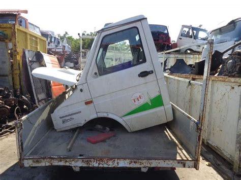 cabina per iveco daily usata cabina iveco daily 35 8 anno 1999 usata a gambettola
