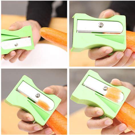 Carrot Cucumber Sharpener Peeler Slices Kitchen Tool Pengupas Wortel carrot cucumber sharpener peeler slices kitchen tool pengupas timun jakartanotebook
