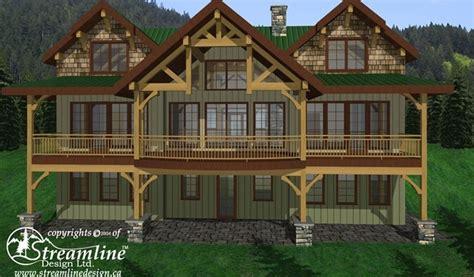 home design center salt spring island salt spring island timber frame plans 4575sqft