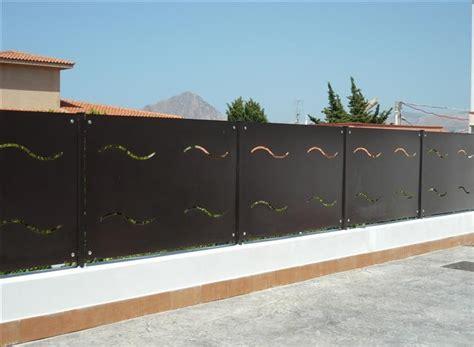 rivenditori nero giardini napoli pannello di recinzione modulare in lamiera zincata