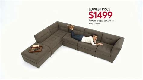 macys couch sale macy s spring furniture sale tv spot sectionals ispot tv