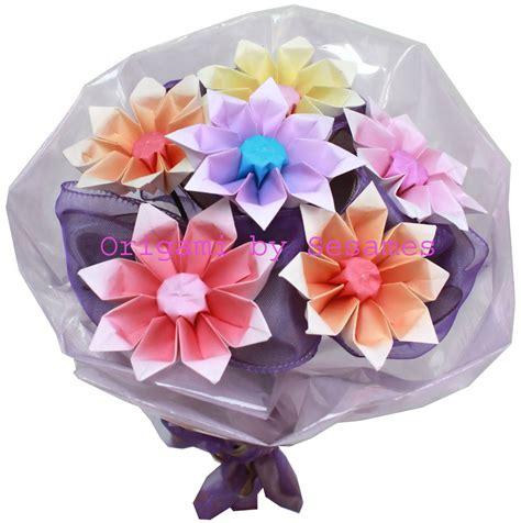 Origami Gerbera - www sesames co uk origami florist paper origami