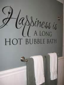 Decorating Ideas With Quotes Bath Quotes Quotesgram