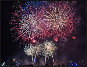 Fireworks In Fireworks