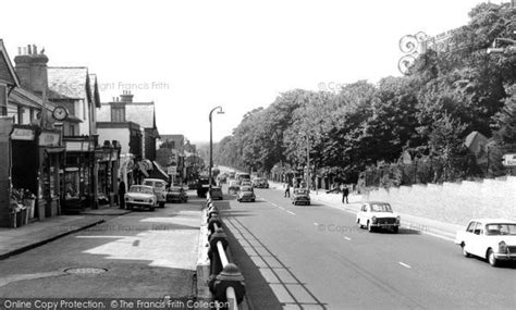 tattoo london road camberley photo of camberley london road c 1965 francis frith