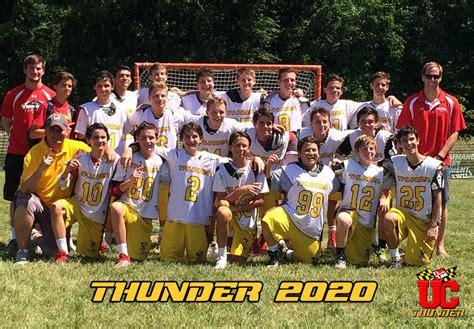 Mba Summer League Lacrosse by Thunder Lacrosse