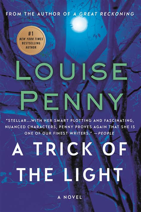 A Trick Of The Light louise chief inspector gamache series real