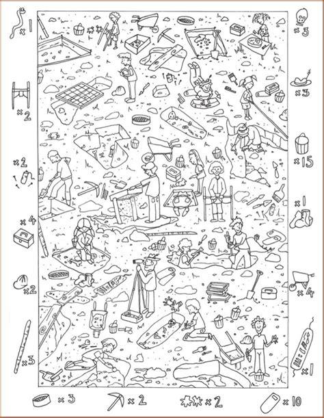 Wheres Waldo Coloring Sheetsll