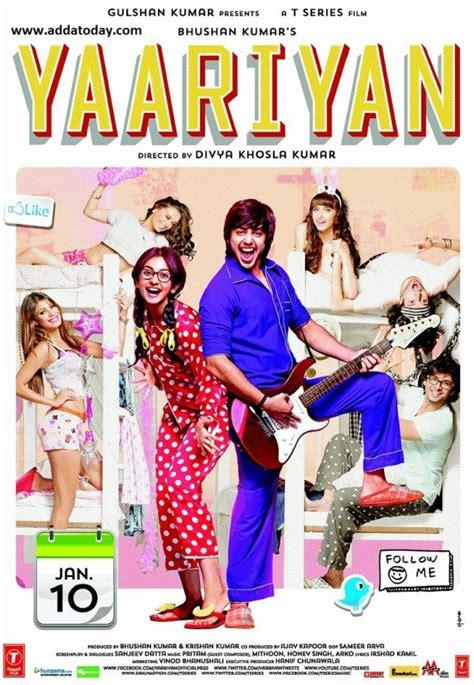 film yaariyan movie review yaariyan