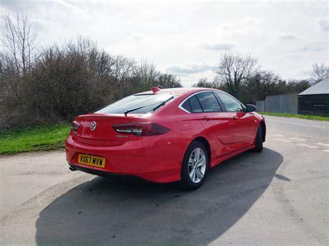 Opel Car Company by Vauxhall Insignia Grand Sport Company Car Review Company