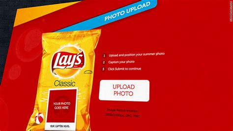 what does it when your lays on you want your on a bag of chips lays will let you do that may 12 2015