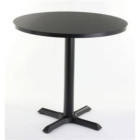 black top dining table from ultimate contract uk