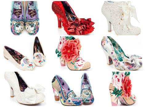 Wedding Shoes Unique by Wonderfully Unique Wedding Shoes From Irregular Choice