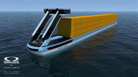 boat route finder electric container ships for tilburg rotterdam route