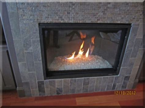 Glass Fireplace Conversion by Direct Vent Fireplaces Converted To Glass Fireplaces