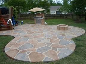 design your patio 25 great patio ideas for your home concrete patio