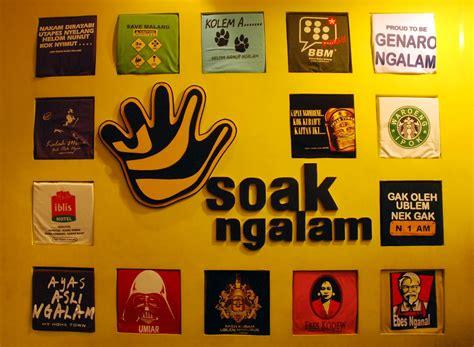 Kaos Bahasa Malangan lestarikan boso walikan malang melalui kaos malangisme