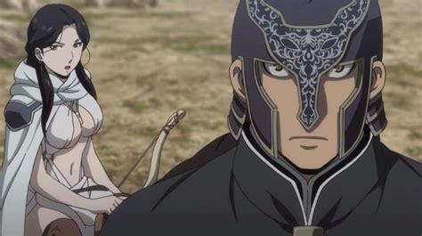 The Heroic Legend Of Arslan Vol 4 Berkualitas screenshots dvd the heroic legend of arslan saison 1 vol 2 news