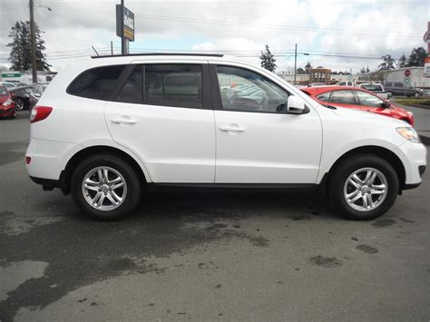 new year tires santa 2012 hyundai santa fe gl bluetooth awd new tires alloy outside nanaimo parksville qualicum