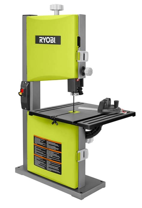 ryobi 9 inch 2 5 band saw the home depot canada