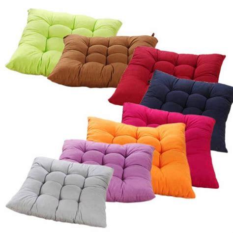 almofada futon 40x40 kit 2 almofadas futon assento para cadeiras bancos e sof 225 s
