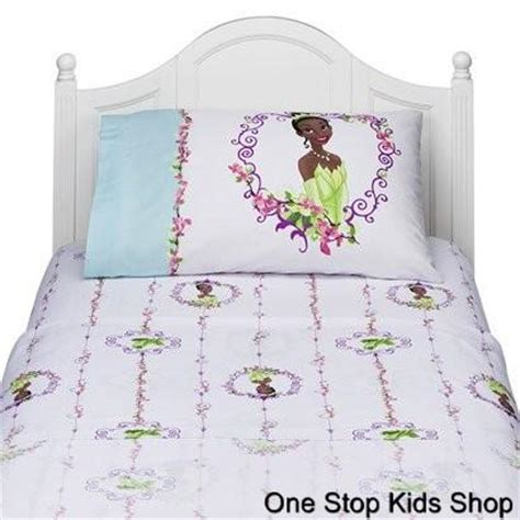 princess tiana bedroom set princess tiana the frog full or twin sheet set sheets