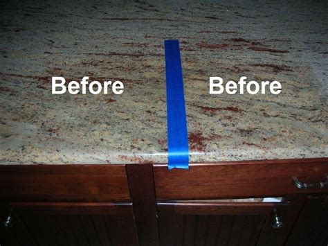 How To Restore Granite Countertops by Granite Poultice Granite Cleaning Products Poultice