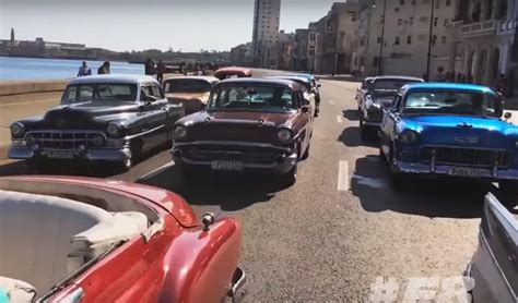 fast and furious 8 filming fast furious 8 makes history filming in cuba
