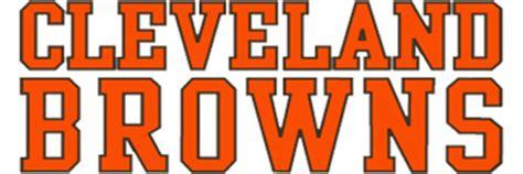 Kaos Sport Football Cleveland Browns Alternate Logo 2003 2014 cleveland browns 1946 1995 1999 present