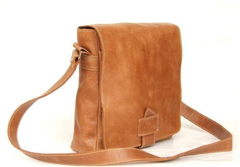 Handmade Leather Bag - the stylish handmade leather bag gadgetsin