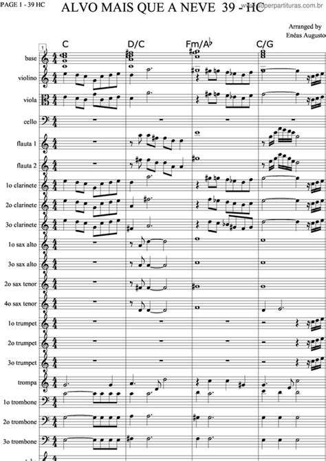 Super Partituras - Um completo site de partituras musicais
