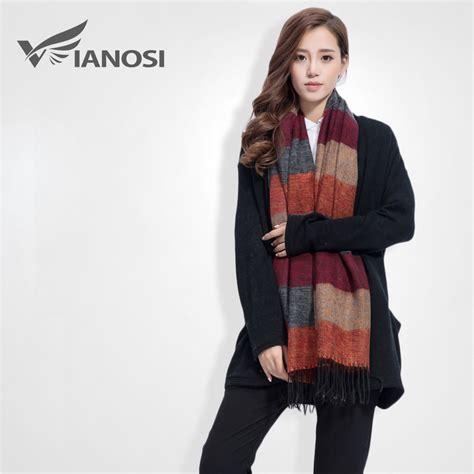 Best Seller Buy 1 Get 2 Twilly Scarf Syal Twilly Bag 0255ffr aliexpress buy vianosi fashion brand winter scarf designer pashmina shawls and