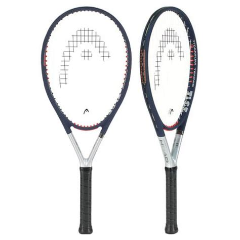 head tennis swing style chart ti s5 cz prestrung racquets