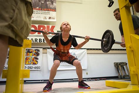 14 year old bench press record fourteen year old powerlifter draws praise concern