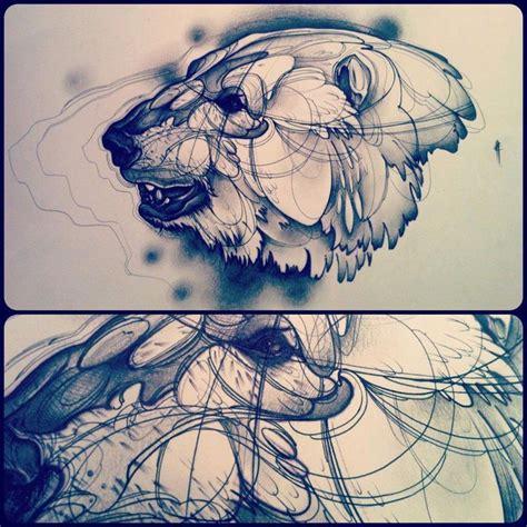 polar bear tattoo designs best 20 polar ideas on