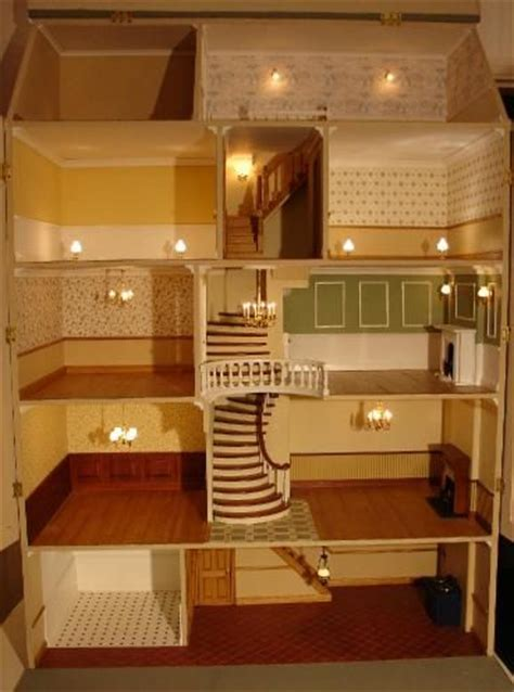 dolls house interiors pin by clara cretu on miniature pinterest