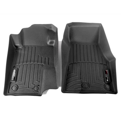 weathertech mustang digitalfit floor mats black 13 14 444681