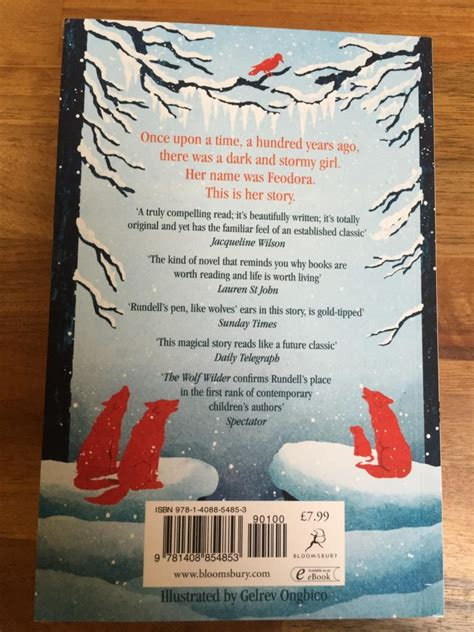 the wolf wilder the book corner the wolf wilder by katherine rundell a book review life is knutts