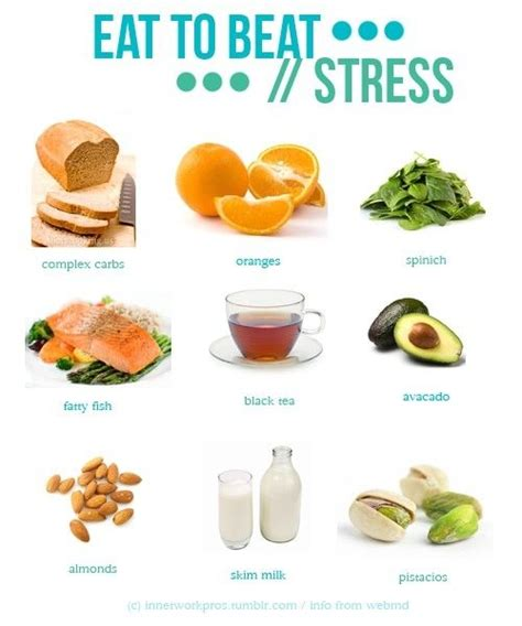 7 Best Foods For Stress Relief by Reduce Stress Quotes Like Success