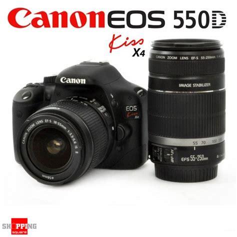 Kamera Canon Eos X4 kamera dslr canon eos 550d kit jayamurah