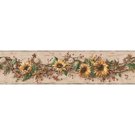 Sunflower Wall Murals wallpaper border discount 2017 2018 best cars reviews