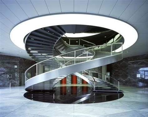 protect the underground garage garage pinterest double helix staircase at nestl 233 hq in switzerland the