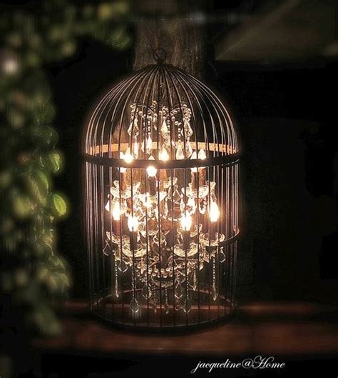 Diy Birdcage Chandelier Birdcages Chandeliers And Birdcage Chandelier On