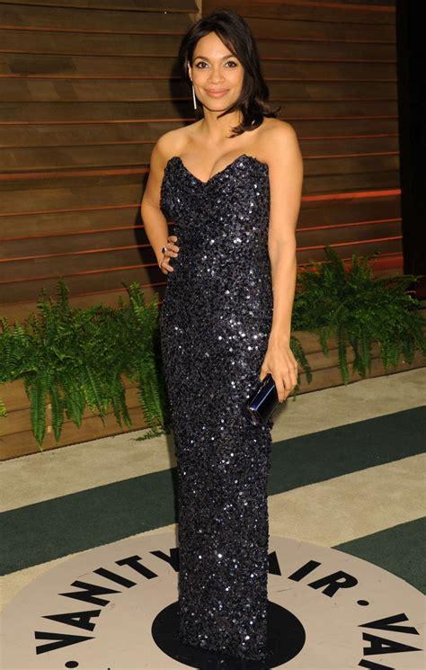 Vanity Fair Oscar 2014 Rosario Dawson Oscar 2014 Vanity Fair Partyi 02 Gotceleb
