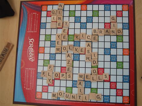 scrabble for scrabble club