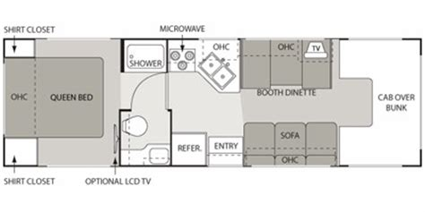 four winds rv floor plans 2008 four winds 5000 28a motorhome reviews prices and