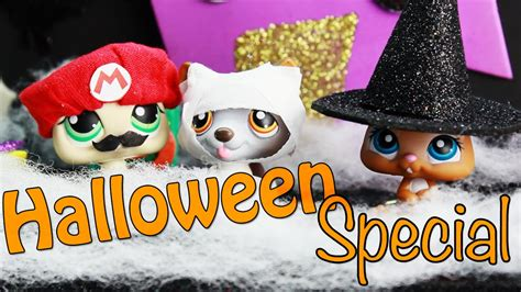 lps halloween special pawesome high halloween contest