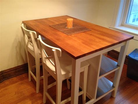 kitchen island with stools ikea ikea stenstorp kitchen island with ingolf chairs in avondale chicago krrb classifieds